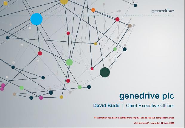 Genedriveplc-Presentation